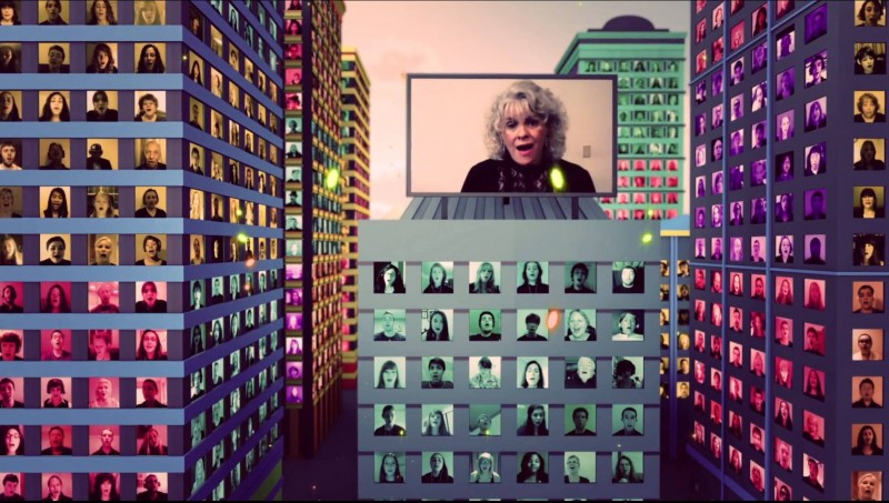 Virtual Choir 4: Fly to Paradise