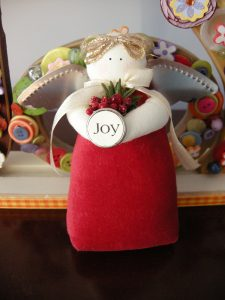 Joy Angel from Barbara Copyright MDMikus 2009